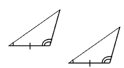 ASA congruent triangles