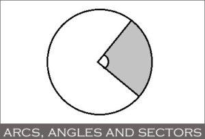Arcs, Angles and Sectors