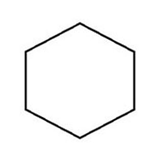 Hexagon in Geometry