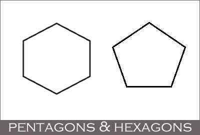 Hexagon (Geometric Shape)