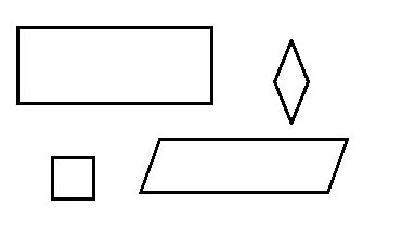 Quadrangles in Geometry
