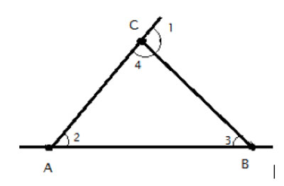 Triangle Exterior Angles