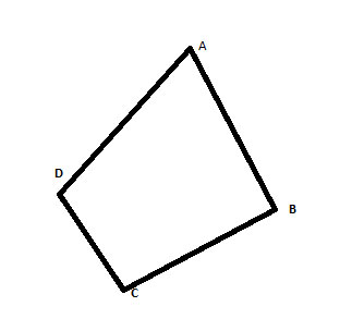 Simple Convex Quadrangle