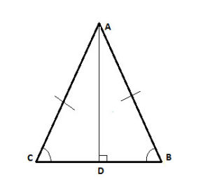 Properties of Isosceles Triangles