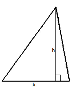 Area of Triangle in Geometry