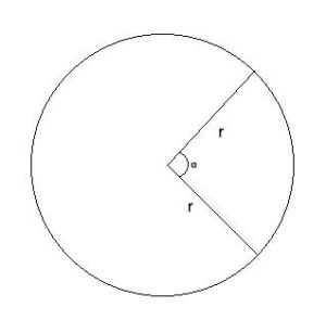 central angle in geometry