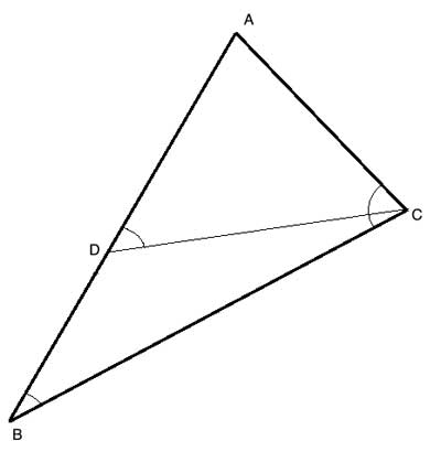 Scalene triangle